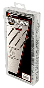 Performance Tool W5204 Cotter Pin Assortment