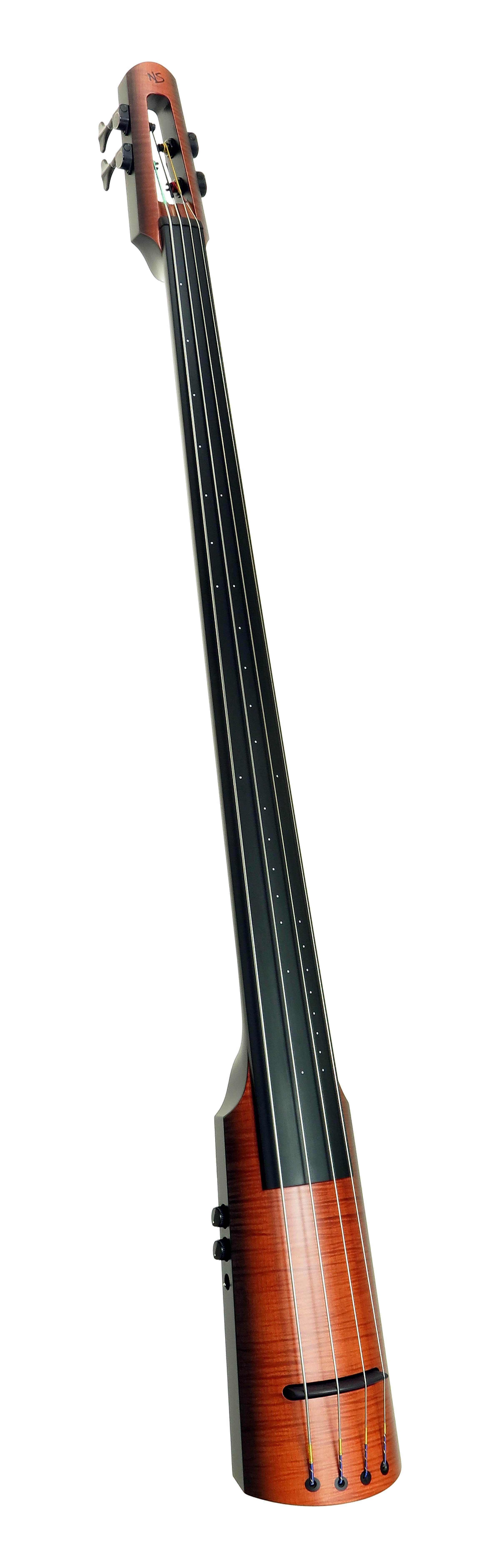 ns design nxt 4 string electric double bass sunburst musical instruments