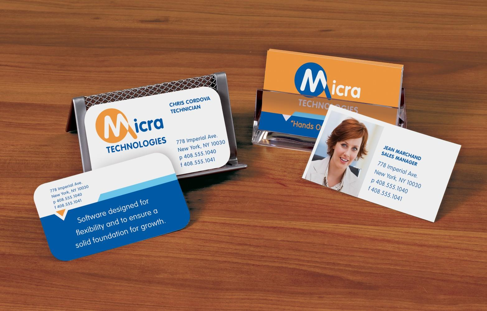 business card 8371
