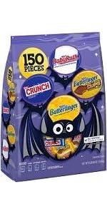 Halloween, candy, chocolate, sugar, fun sized
