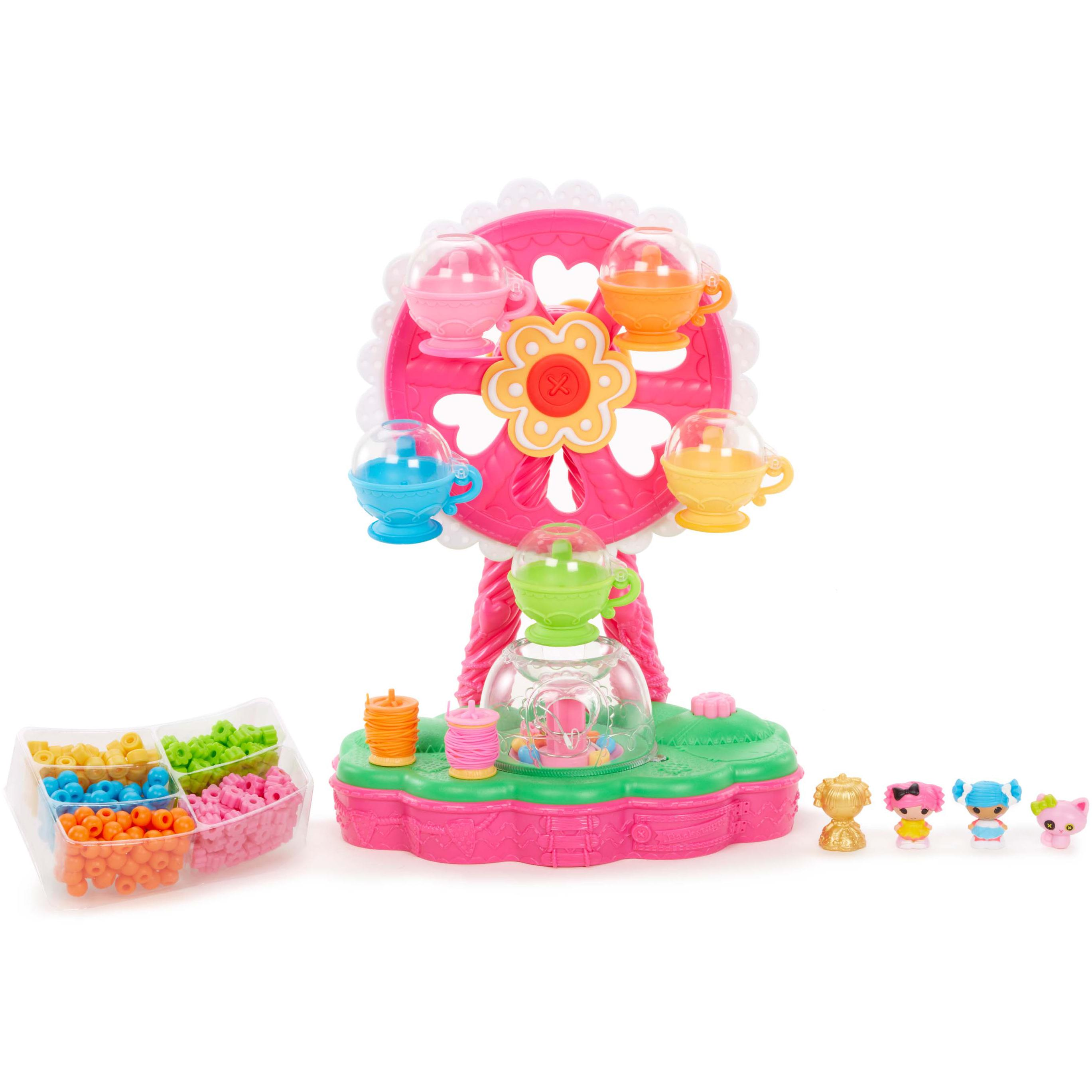 lalaloopsy tinies jewelry maker playset toys