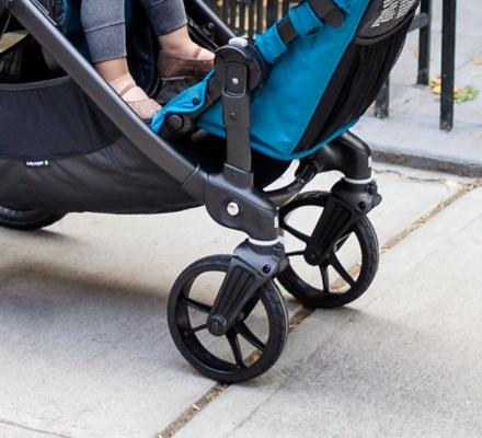 Amazon Com Baby Jogger 2016 City Select Double Stroller
