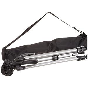 tripod with bag