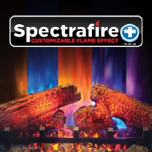 Spectrafire plus flame effect
