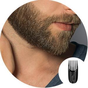 braun bt3040 hair beard trimmer for men. Black Bedroom Furniture Sets. Home Design Ideas