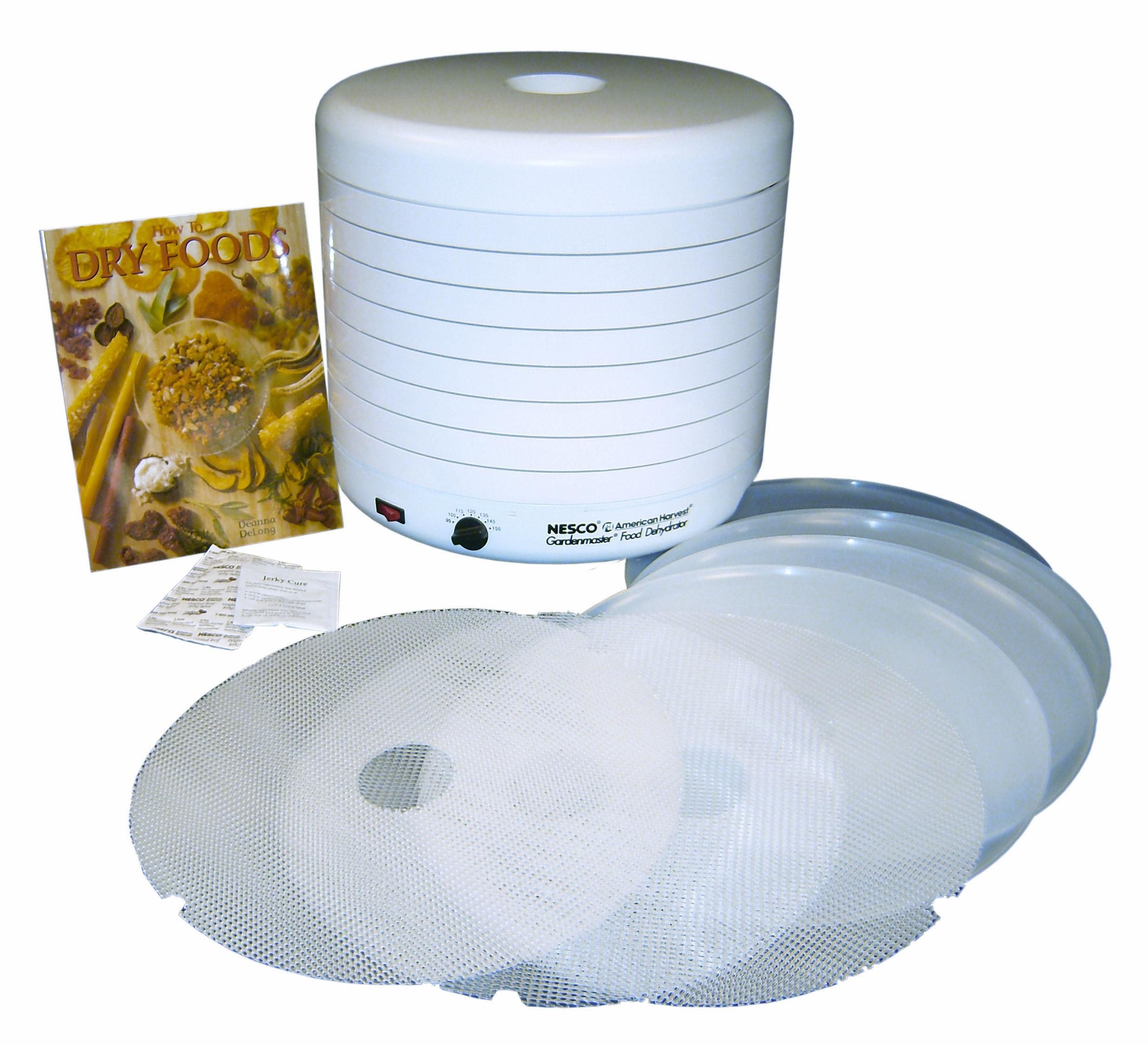 Amazoncom Nesco FD 1018A Gardenmaster Food Dehydrator watt