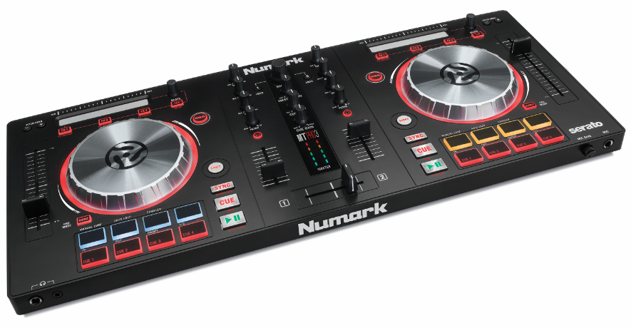 amazon com numark mixtrack pro 3 usb dj controller trigger view larger
