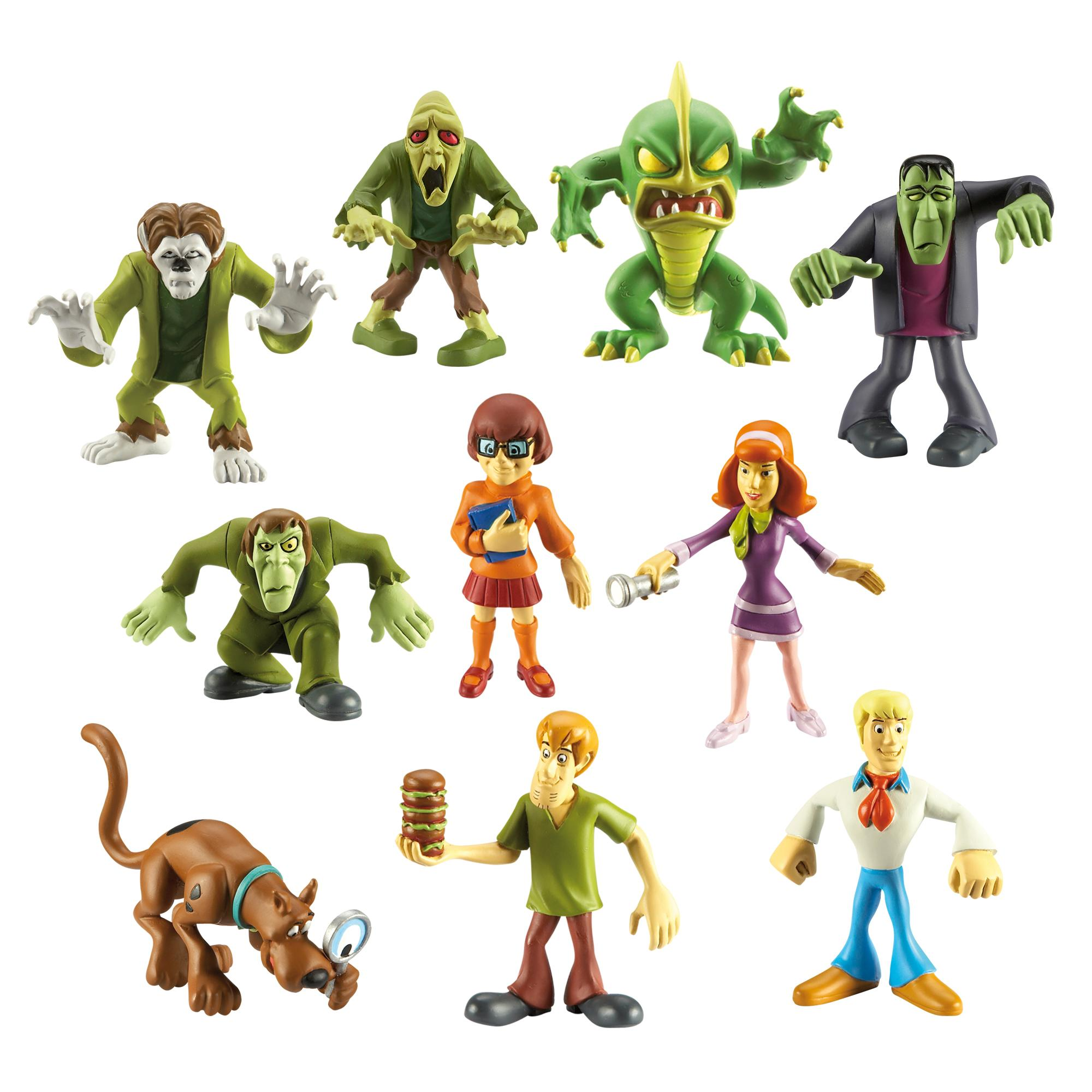 Scooby Doo Toys : Amazon scooby doo mystery mates piece pack toys