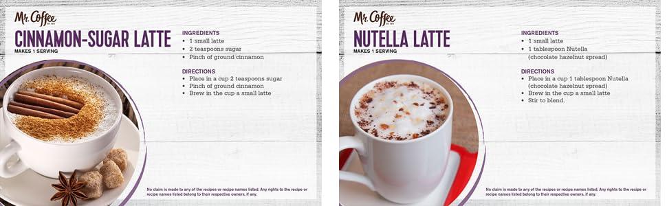 Amazon Com Mr Coffee Cafe Latte Maker Combination