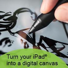 thin tip stylus, fine point stylus, art stylus, iPad pen, digital pen, drawing stylus, adobe, adonit