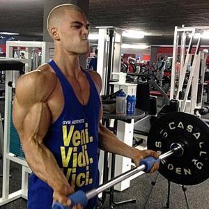 Amazon.com : Fat Gripz - The Ultimate Arm Builder, Blue : Exercise