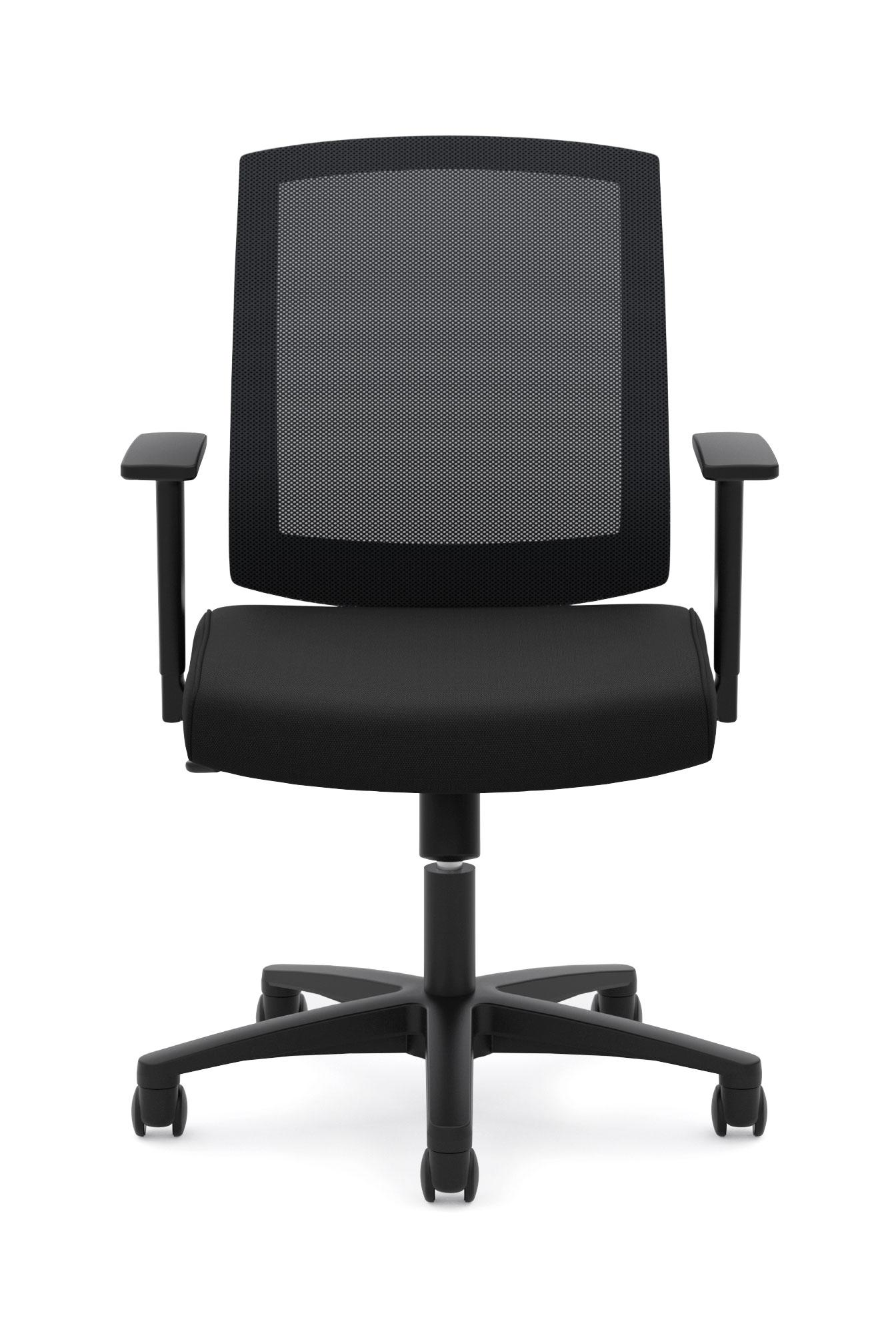 Amazon basyx by HON Mesh Task Chair Mid Back fice Chair
