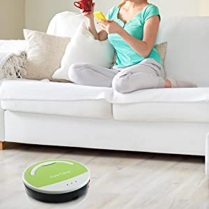 Cleans Your Home Automatically