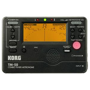 Korg TM50 tuner and metronome