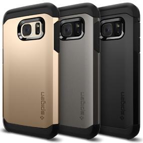 Amazon.com: Spigen Tough Armor Galaxy S7 Case with Extreme
