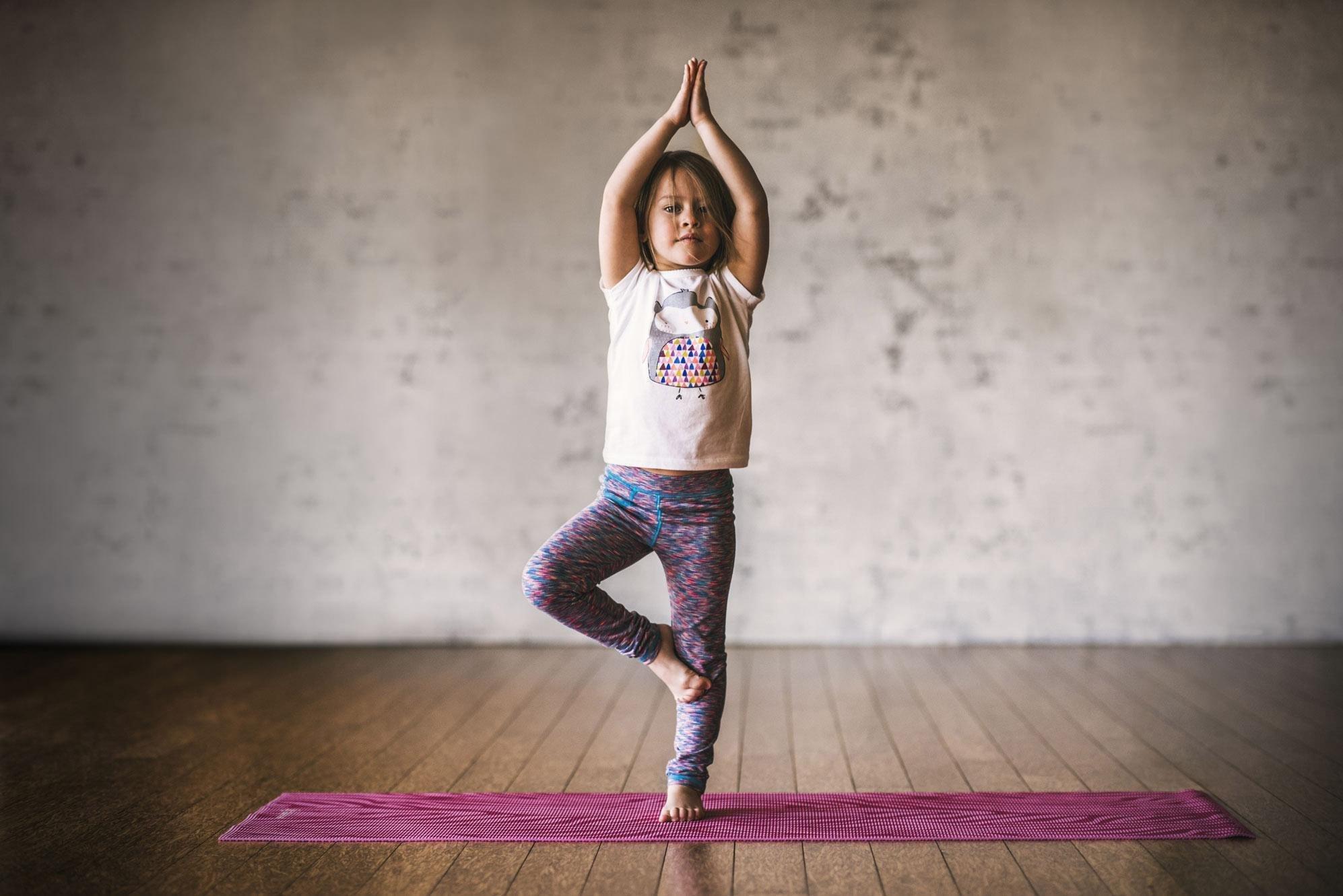 Amazon.com : Gaiam Kids Yoga Mat Exercise Mat, Yoga for