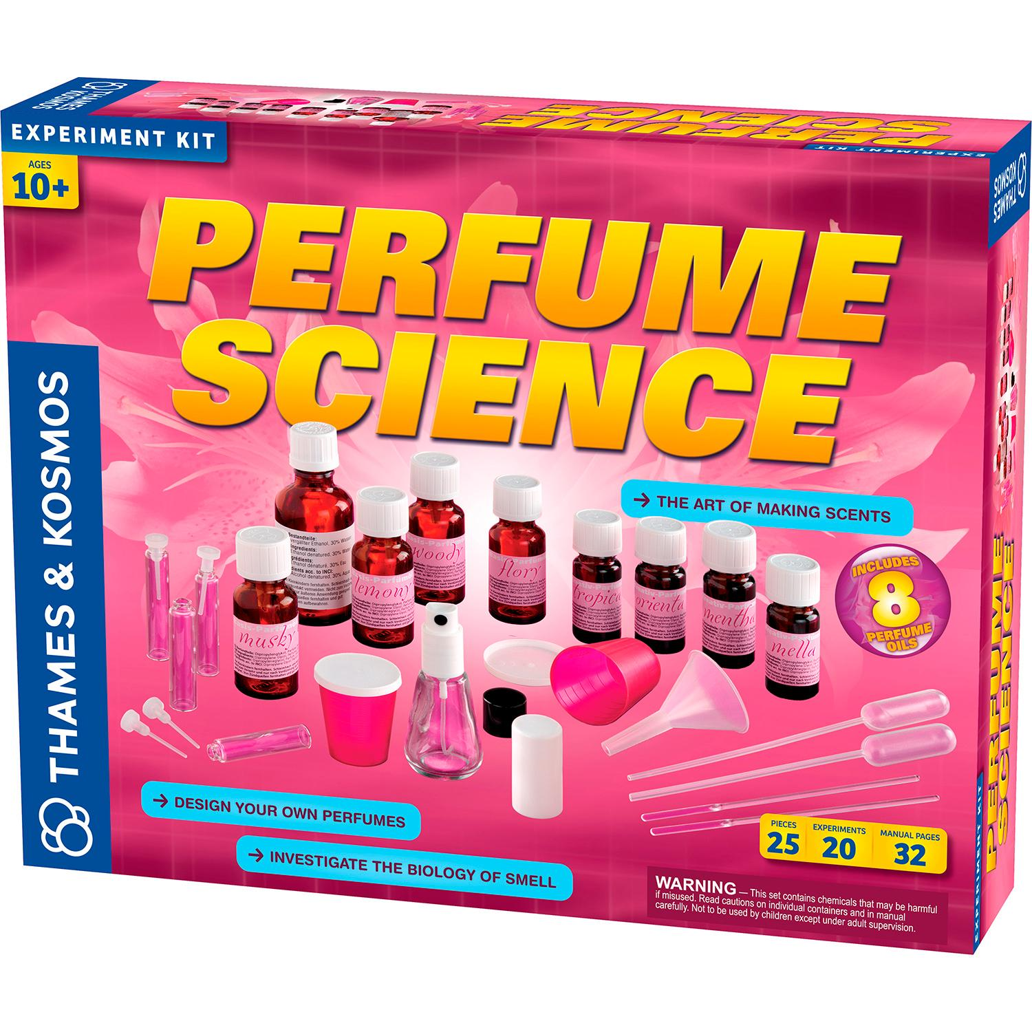 Amazon Sophisticated Science Perfume Science Toys & Games