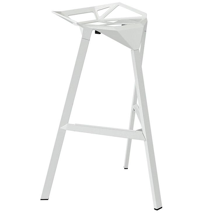 From the manufacturer. modern bar stool ...  sc 1 st  Amazon.com & Amazon.com: Modway Launch Bar Stool Stacking Chair White: Kitchen ... islam-shia.org