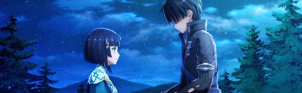 Sword Art Online Affection system character level up upgrade skills friend build customize role play