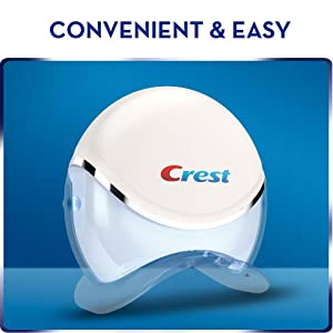 Convenient, easy application, whitening device, automatic, professional-level