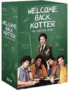 Welcome Back Kotter, Welcome Back Kotter Box Set, Welcome Back, Kotter