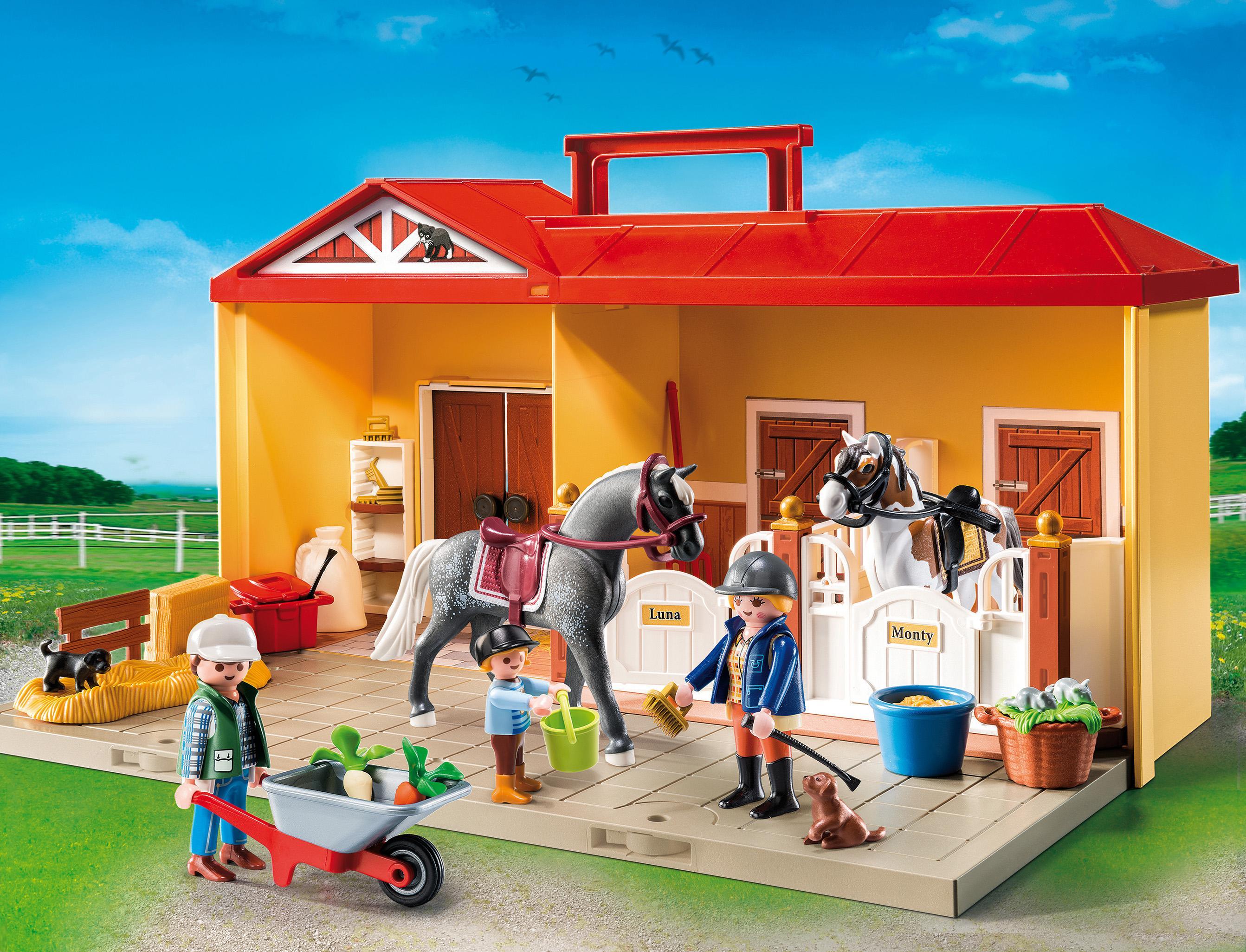 33  Erstaunlich playmobil for Playmobil Farmhouse 181plt