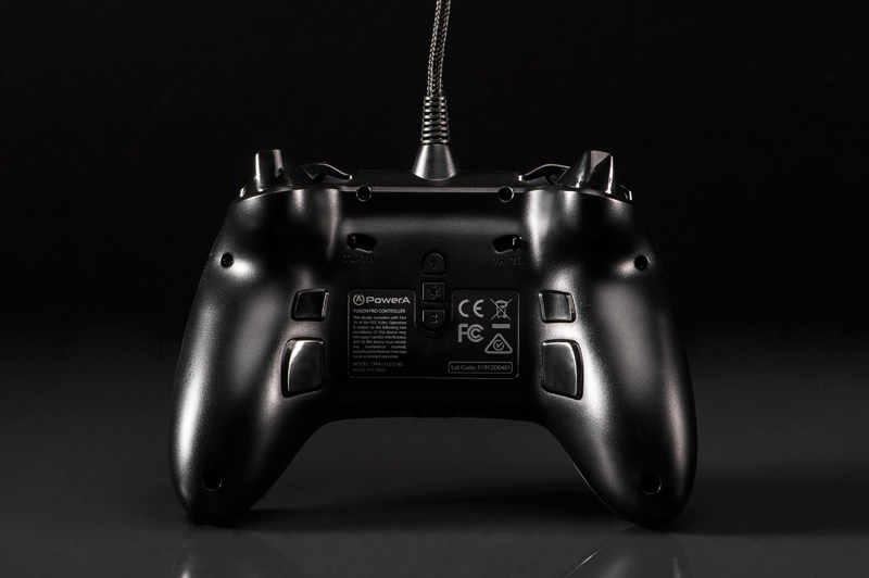 Amazon com: PowerA FUSION Pro Controller for Xbox One: Video