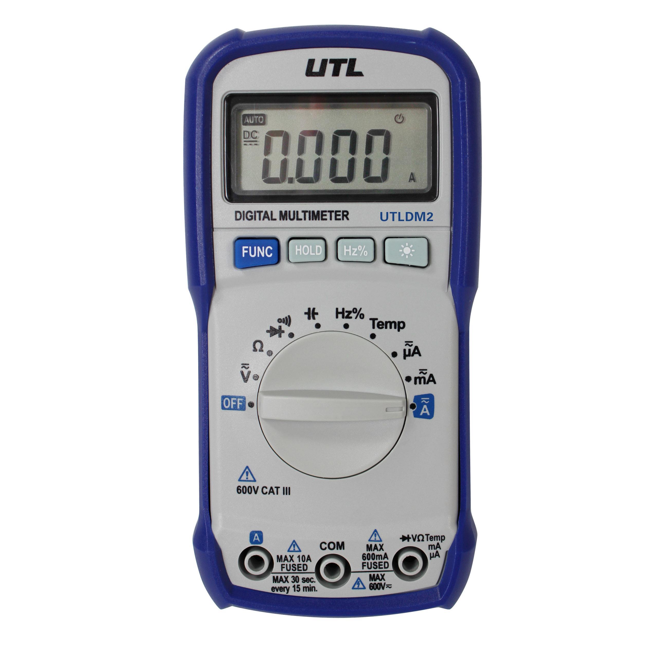 Amazon com innova 3320 auto ranging digital multimeter automotive - Multimeter Tester Voltage Current Resistance Capaciatance Temperature Frequency