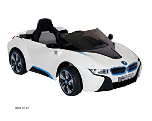 BMW I8 Concept 6 Volt Electric Ride On Car