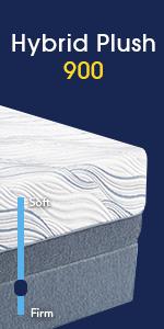 Amazon Com Serta Perfect Sleeper Firm 800 Hybrid Mattress