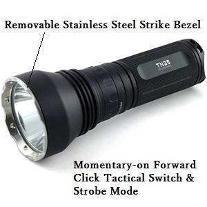 flashlight tn35
