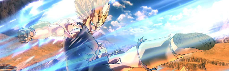 New characters, Majin Vegeta, Dragon Ball