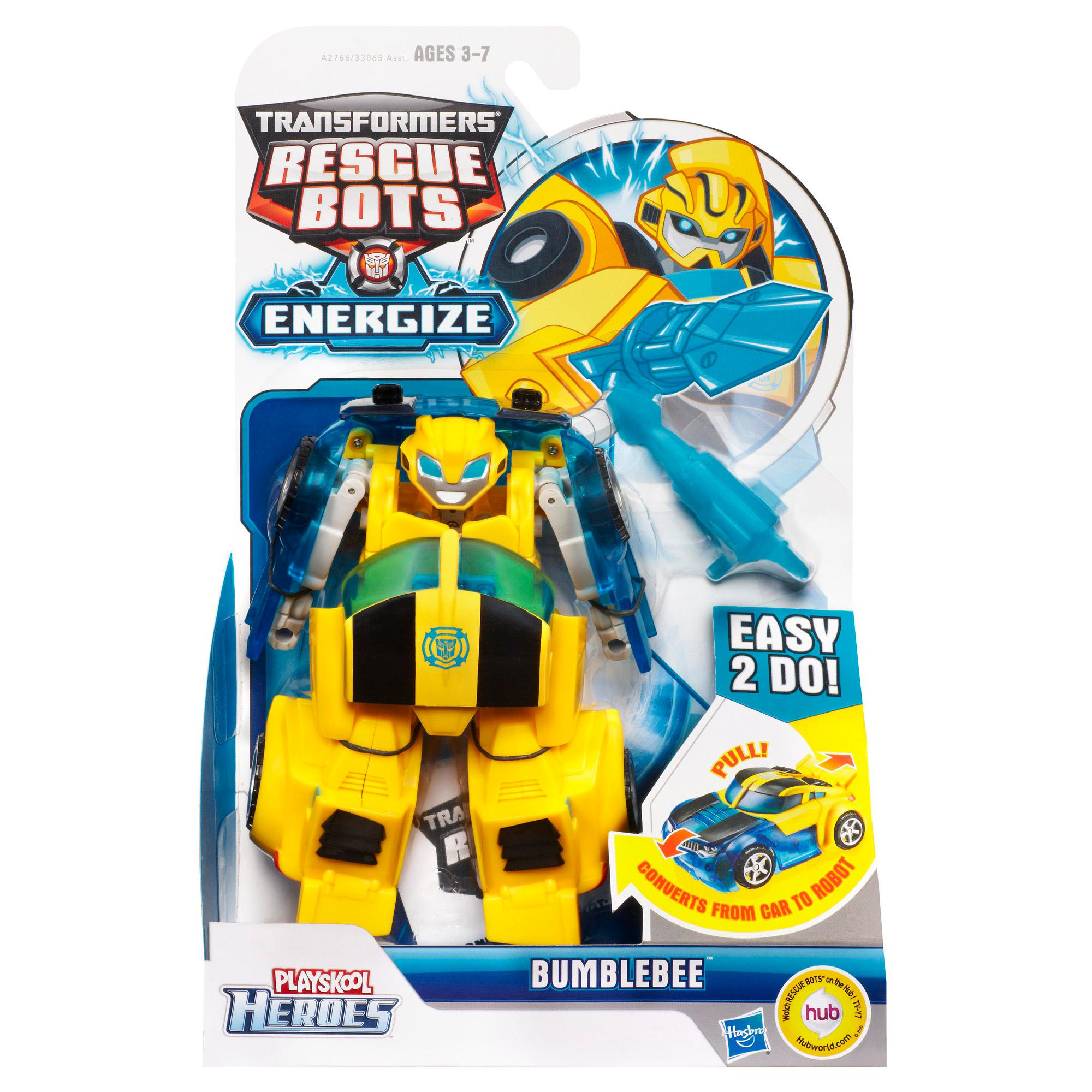 Bumblebee Car Games Play