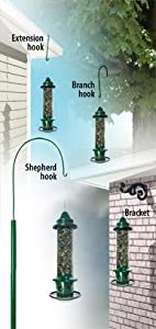 squirrel-proof feeder dismantling