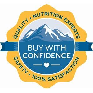 natural balance buy with confidence program for safe dog food
