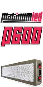 led grow light, PlatinumLED, Advanced Diamond Series, P600, DS400, Apollo, Mars Hydro, Top LED
