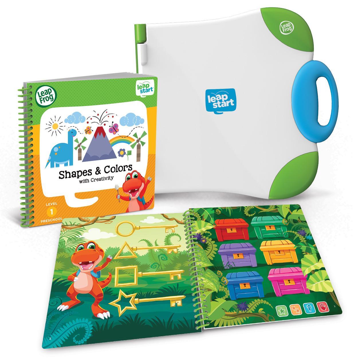 leapfrog preschool leapfrog leapstart preschool activity book 635