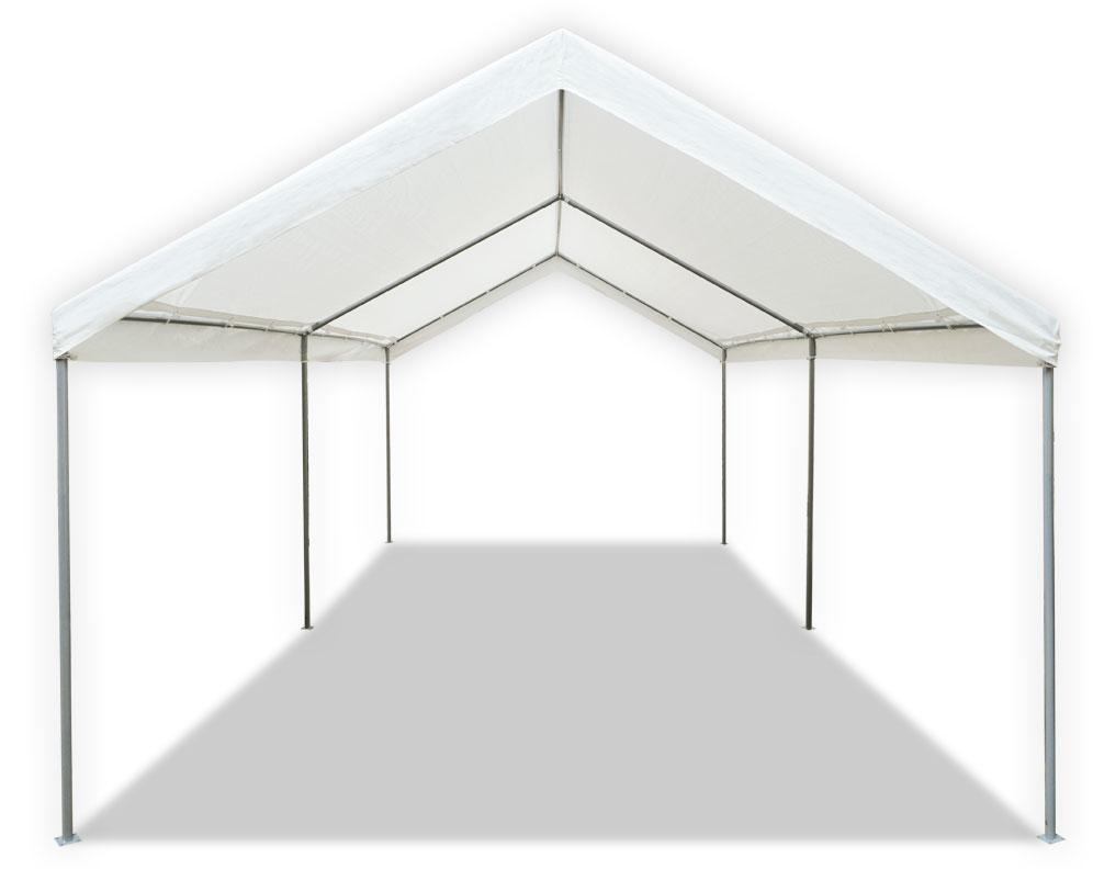 large cover  sc 1 st  eBay & Caravan Canopy Carport 10x20u0027 Water Resistant Portable Garage ...