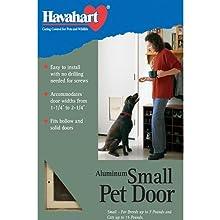 Havahart Small Aluminum Dog Door