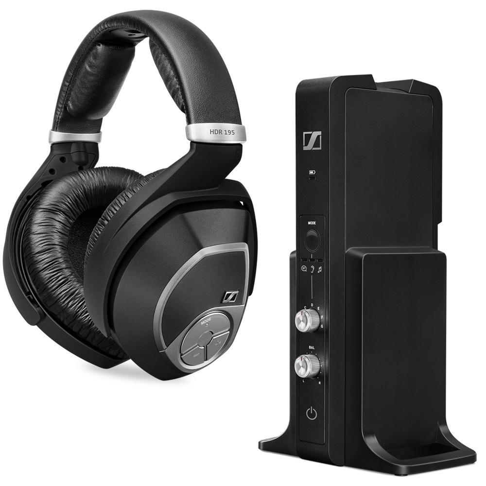 The Sennheiser Rs 195 Rf Wireless Headphone System Wire Center Electricit Et Electronique Cours Exercice Corrige D39electricit Amazon Com Home Rh