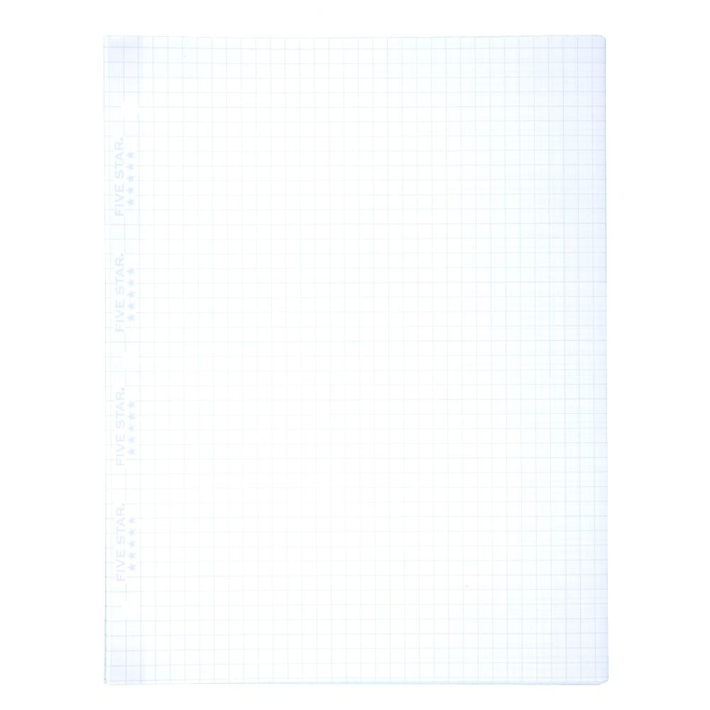 Amazon.com : Five Star Filler Paper, Graph Quad Ruled, 100 Sheets ...