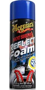 Hot Shine Reflect Foam