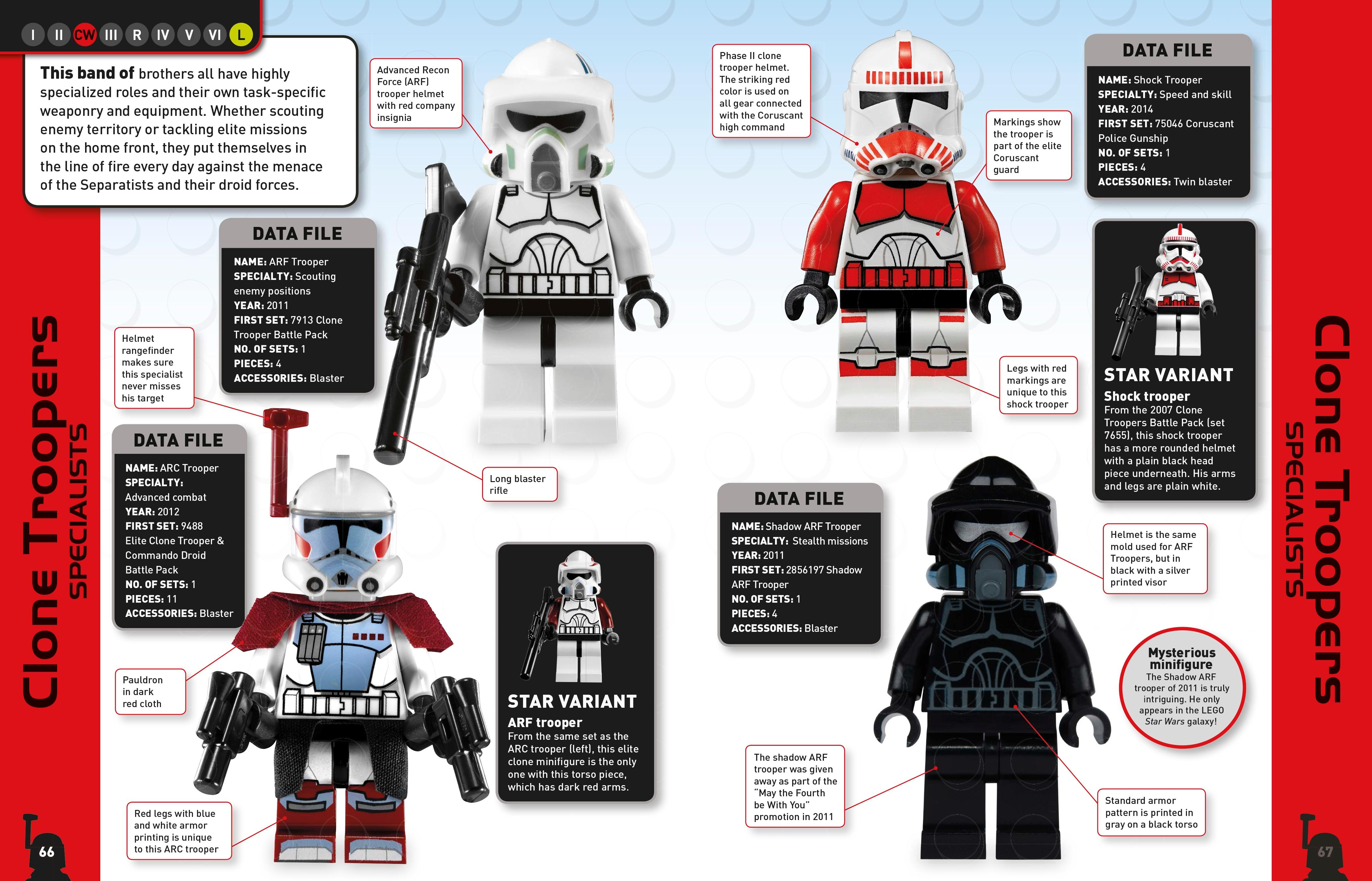 LEGO Star Wars Character Encyclopedia: Updated and Expanded Hardcover