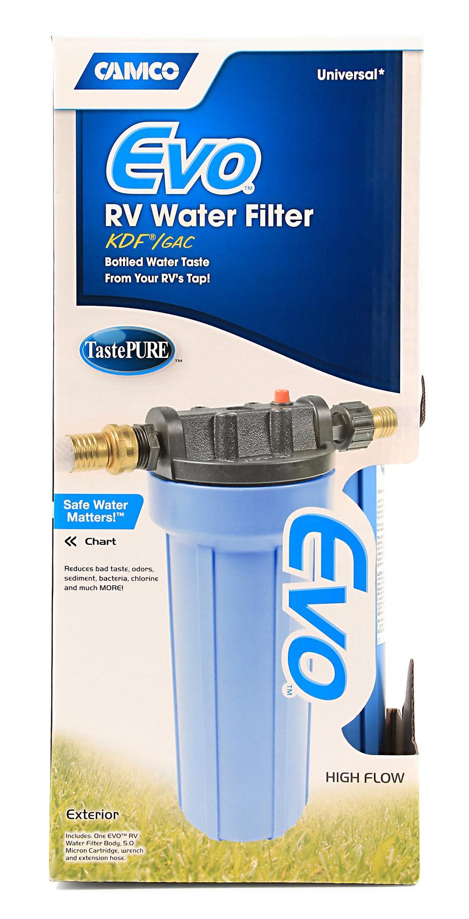Amazon.com: Camco EVO Premium RV/Marine Water Filter