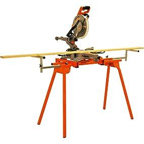 Portamate PM-4000 Folding Miter Saw Stand