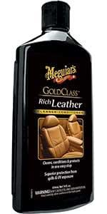 Gold Class Leather Cleaner and Conditioner