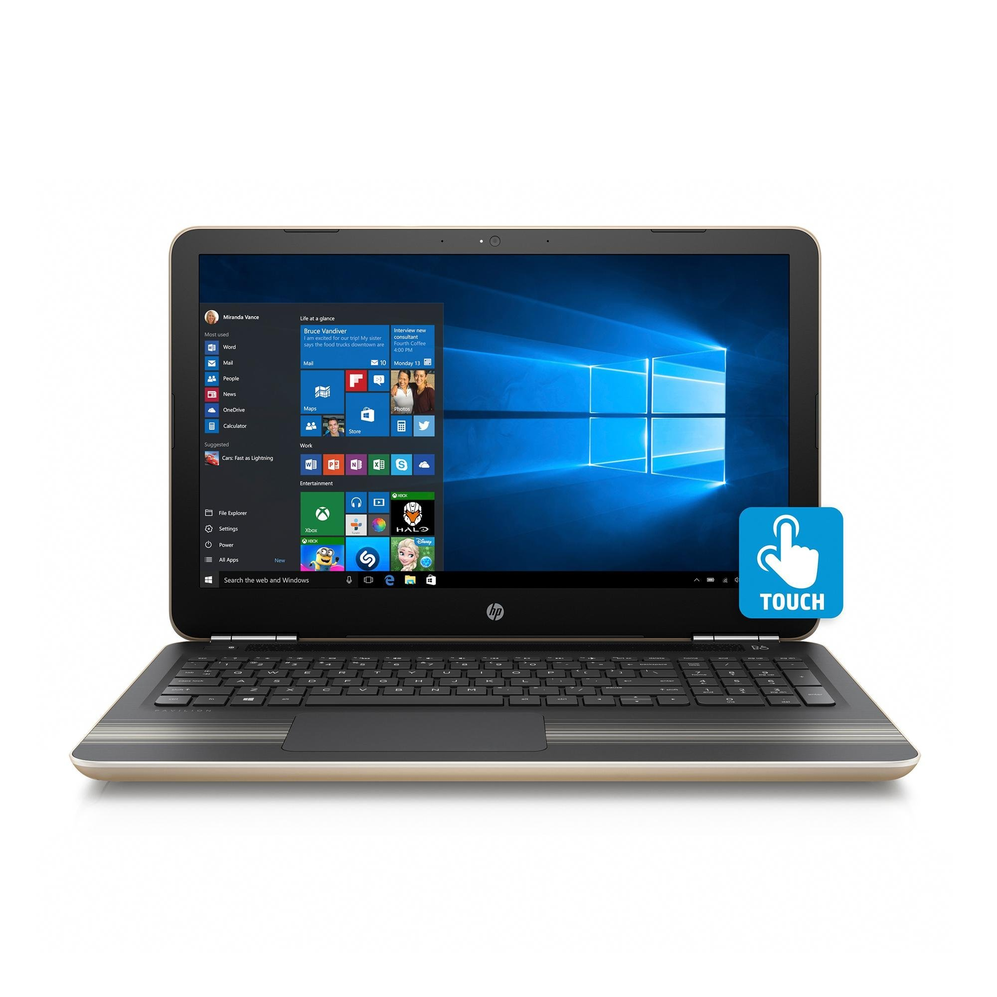 Amazon.com: HP Pavilion 15-au030nr 15.6-Inch Laptop (Core