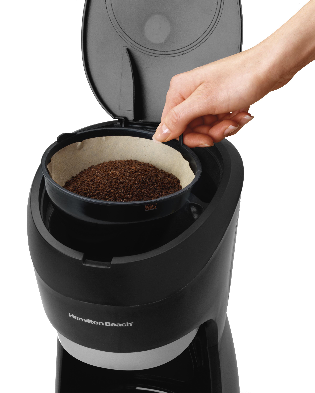 Amazon.com: Hamilton Beach 12-Cup Coffee Maker with ...