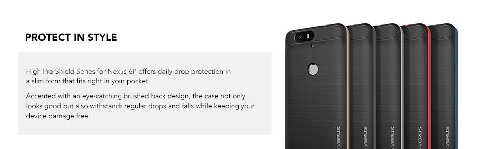 the verus high pro shield series nexus 6p case electric blue May 21, 2017I