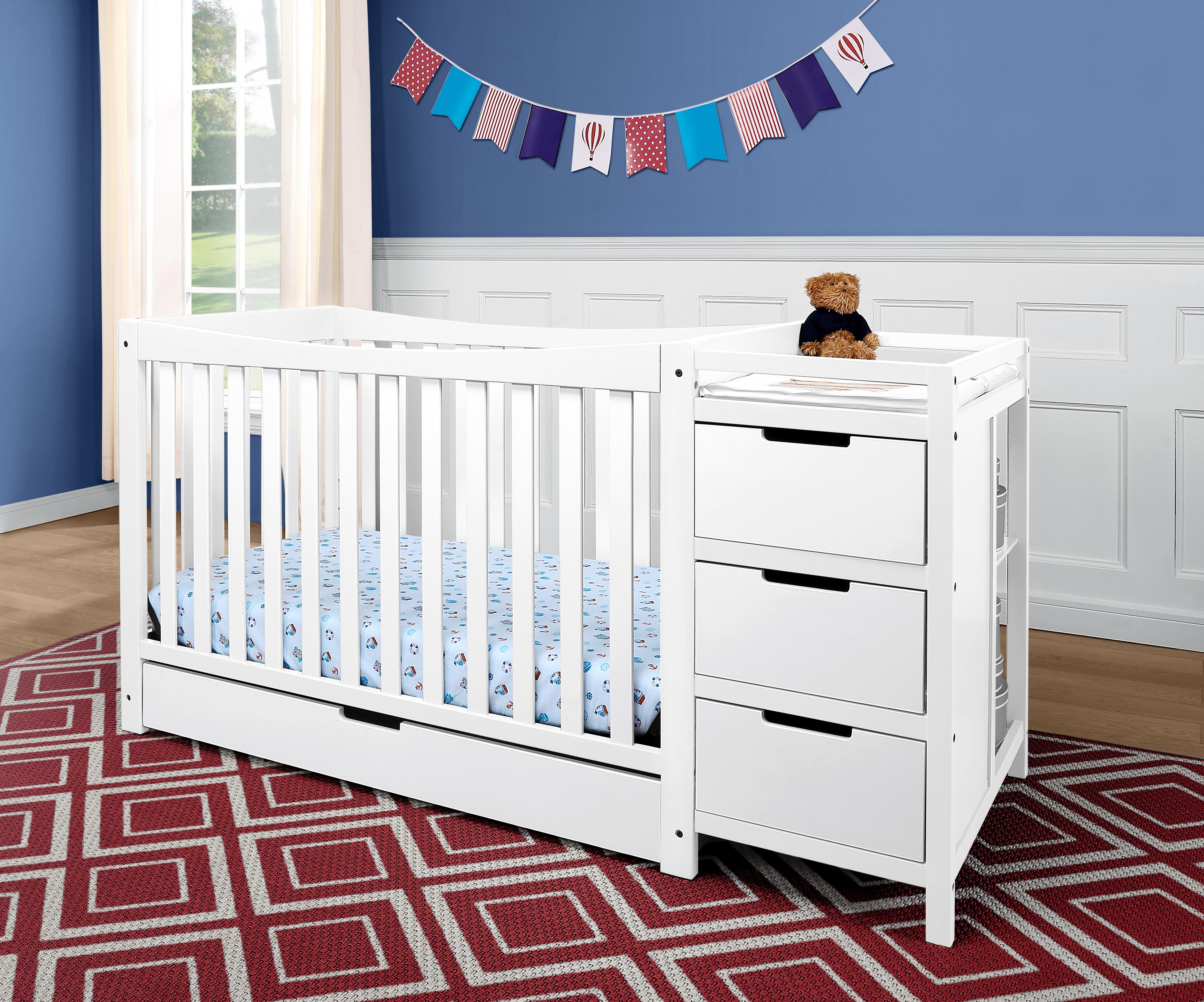 pdx changing reviews table convertible wayfair cribs in baby kids davinci grove with crib